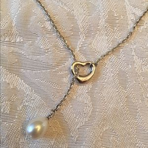 Tiffany & Co Open Heart Lariat